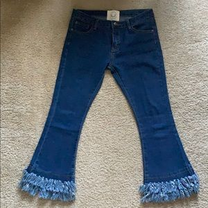 NWOT Fantastic Fawn Jeans Size Small